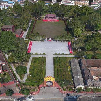 广东汕尾市·海丰红宫、红场旧址-三维模型