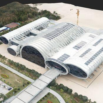 广东海上丝绸之路博物馆-三维模型