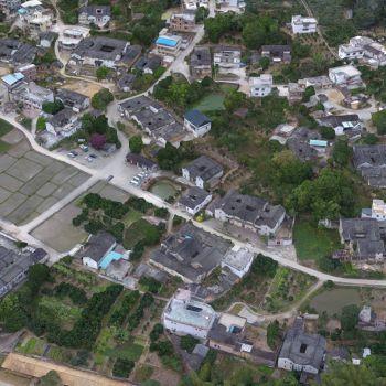 广东梅州市 · 车龙村-三维模型
