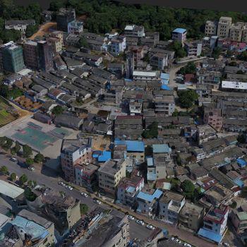 广东东莞市 · 黄洞村-三维模型