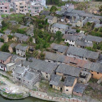 广东连州市 · 马带村-三维模型