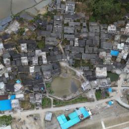 广东清远市 · 沙坊村-三维模型