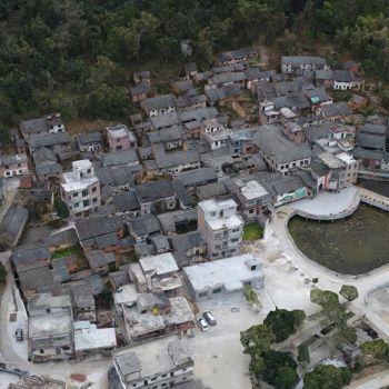 广东连州市 · 白家城村-三维模型