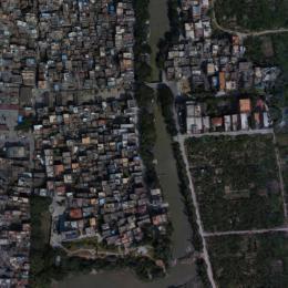 广东东莞市 · 新基村-三维模型