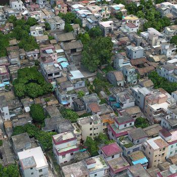 广东广州市 · 大岭村-三维模型