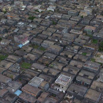 广东江门市 · 浮石村-三维模型