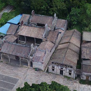 广东广州市 · 莲塘村-三维模型
