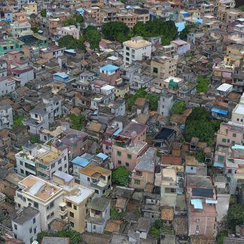 广东广州市 · 潭山村-三维模型