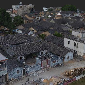 广东梅州市 · 永庆堂-三维模型