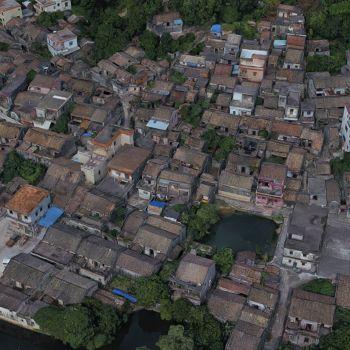 广东江门市 · 良溪村-三维模型