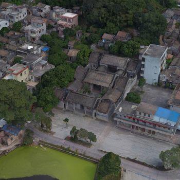 广东江门市 · 良溪村2-三维模型