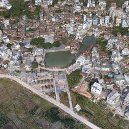 广东肇庆市 · 金林村-三维模型