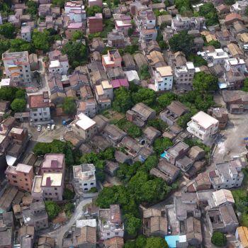 广东佛山市 · 仙岗村-三维模型
