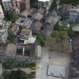 广东广州市 · 黄埔村-三维模型
