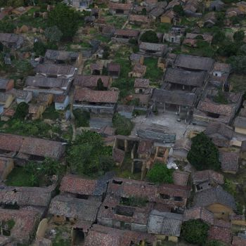 广东广州市 · 钱岗村-三维模型