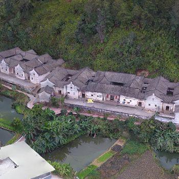 广东梅州市 · 茶山村-三维模型