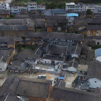 广东梅州市 · 石寨村-三维模型