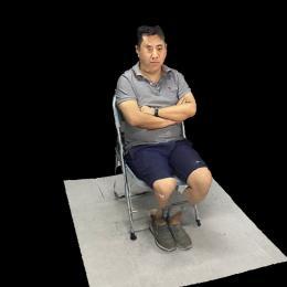 高人物建模-三维模型