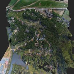 湖南长沙-铜官窑遗址-三维模型