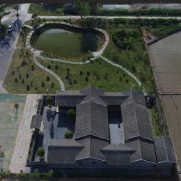 湖南澧县-余家牌坊博物馆20180417-三维模型