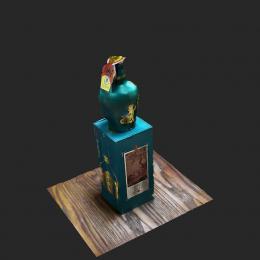 珍酒-三维模型