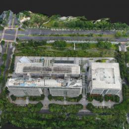 创新大厦-三维模型