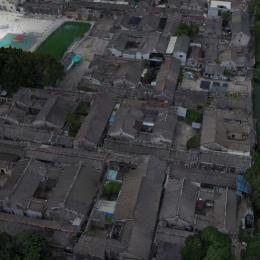 广东省潮州市新乡古建筑群-三维模型