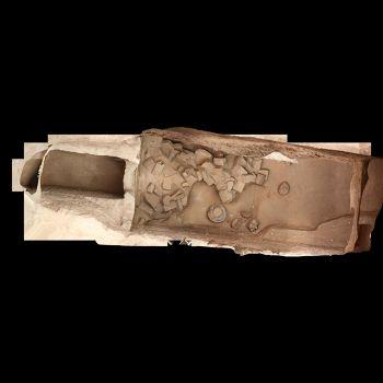 汉墓-三维模型