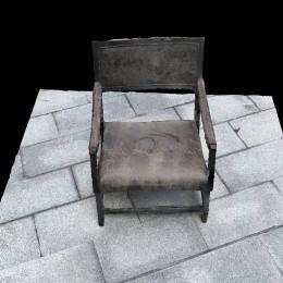 大座椅-三维模型