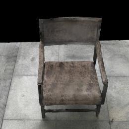 大座椅1-三维模型