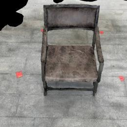 大座椅2-三维模型