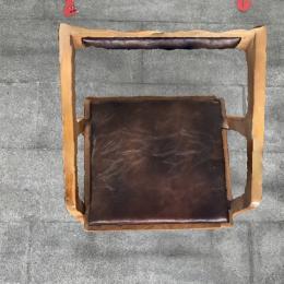 木椅子2-三维模型