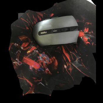 无线鼠标-三维模型