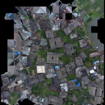 云浮细坑谭季和老屋-三维模型