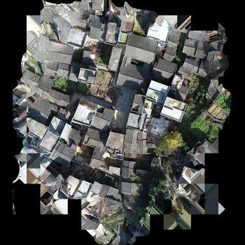 广东省清远市冲头村炮楼-三维模型