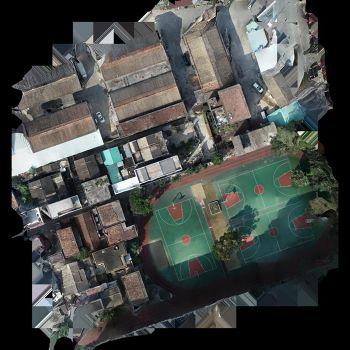 中山D-SX-12民居-三维模型