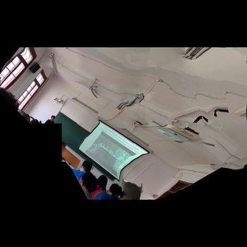 教室-三维模型