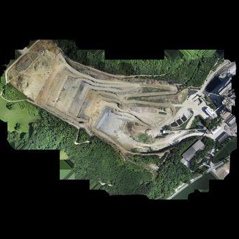 矿坑-三维模型