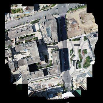 梦想小镇1-三维模型