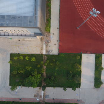 体育场-三维模型
