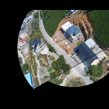 地形加建筑-三维模型